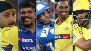 IPL 2020: वो 5 खिलाड़ी जो IPL में मुंबई इंडियंस के बाद चेन्नई सुपरकिंग्स की ओर से की शिरकत