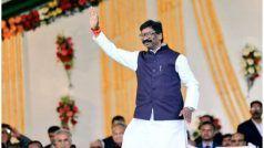झारखंड के मुख्यमंत्री हेमंत सोरेन ने किया अपने मंत्रिमंडल का विस्तार, सात नए मंत्रियों ने ली शपथ