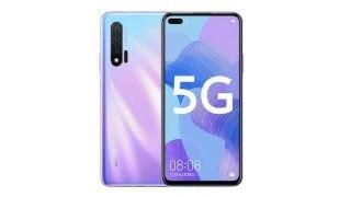 Huawei Nova 6फोन के 5G और 4G वेरिएंट लॉन्च, जानें फीचर्स