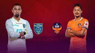FC Goa vs Kerala Blasters FC Dream11 Team Prediction Indian Super League 2019-20: Captain And Vice Captain, Fantasy Football Tips For Today Match 29 FCG vs KBFC at Jawaharlal Nehru Stadium, Kochi 7.30 PM IST