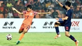 U-17 Football: India Beat Thailand 1-0, to Face Sweden in Final