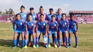 South Asian Games 2019: Indian Women's Football Team Beats Nepal to Enter Final