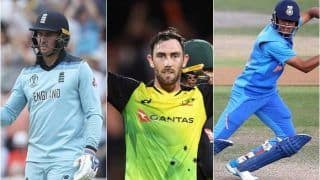 IPL 2020: From Jason Roy to Glenn Maxwell - Five Players Kolkata Knight Riders Should Buy in Players' Auction