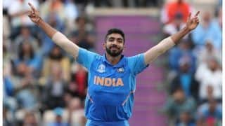 Jasprit bumrah recovering under coa panel rejected for india job