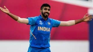 2019 Has Been a Year of Accomplishment, Looking Forward to 2020: Jasprit Bumrah