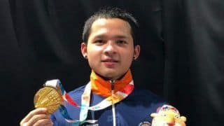 I Am Just Fulfilling My Father's Dream: Youth Olympic Games Champion Jeremy Lalrinnunga