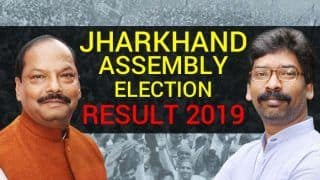Jharkhand Assembly Election Results 2019: Complete List of Leading JMM-Congress-RJD, BJP, AJSU Candidates