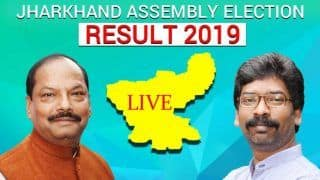 Jharkhand Election Result 2019: JMM+ Ahead of BJP in Early Trends