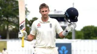 Hamilton test nzveng joe root hits double century england 476 in first innings against new zealand
