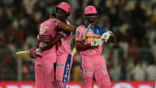 Ipl 2020 rajasthan royals start 3 day training camp for players