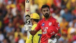 IPL 2020: KL Rahul Named Captain of Kings XI Punjab For Upcoming Season