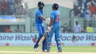 INDvWI: रोहित-राहुल के बाद श्रेयस और पंत का भी गरजा बल्ला, विंडीज के सामने 388 रन का लक्ष्य