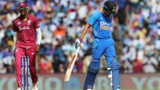 India vs west indies 1st odi did virat kohli missed the ms dhoni trick at chennai 3879424
