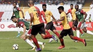 I-League: Derby Clash Between Mohun Bagan and East Bengal in Kolkata Postponed