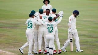 1st Test Report: Rabada, Nortje Shine as South Africa Beat England to Take 1-0 Lead