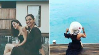 South Sensation Kajal Aggarwal Vacays in Maldives, Shares Sizzling Hot Pictures in Bikini