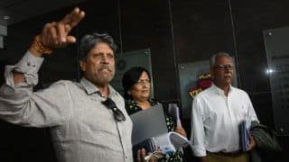 Despite Not Being Part of CAC, Kapil Dev and Anshuman Gaekwad Asked to Appear Before BCCI Ethics Officer