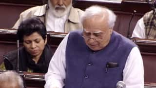 Citizenship Bill: 'Those Who Have no Idea of India Cannot Protect India,' Kapil Sibal Slams Amit Shah in Rajya Sabha