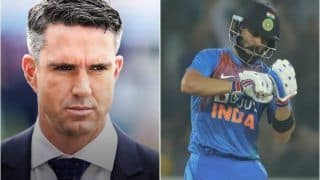 IND vs WI 1st T20I: Kevin Pietersen in Awe of Virat Kohli After India Captain's Match-Winning Knock Against West Indies in Hyderabad