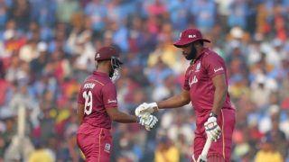 3rd ODI: Nicholas Pooran, Kieron Pollard Power West Indies to 315/5 At Cuttack