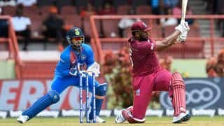 Ind vs wi 1st t20i india win toss and opt to bowl first