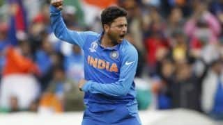 Kuldeep Yadav Recalls Incident When MS Dhoni Lost His Cool on Him