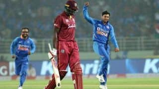 India vs West Indies: Kuldeep Yadav Becomes First Indian to Take Two ODI Hat-Tricks