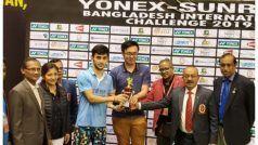 Bangladesh International Challenger 2019: शटलर लक्ष्य सेन ने 5 खिताबी जीत के साथ किया साल का अंत