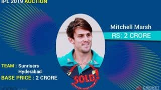 IPL 2020 Auction: Full List of Players Sunrisers Hyderabad Bought