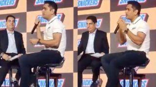 Watch | MS Dhoni Sings the Iconic 'Main Pal Do Pal Ka Shayar Hoon', Video Goes Viral
