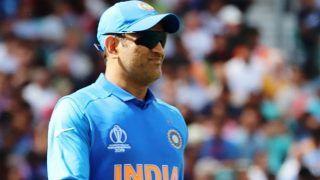 महेंद्र सिंह धोनी के T20 वर्ल्ड कप में खेलने को लेकर पूछे गए सवाल पर 'दादा' ने दिया ये जवाब