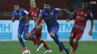 Indian Super League 2019-20 Report: Mumbai City FC Pocket Crucial win Over Jamshedpur FC