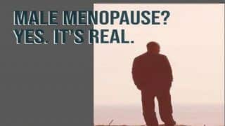 Just Like Women, Men Hit Menopause Too