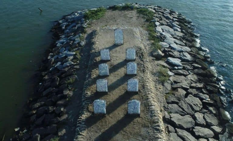 Kerala Becomes The First Place in The World to Have a Marine Cemetery