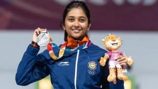 South Asian Games 2019: Mehuli Ghosh Shoots 10m Air Rifle Gold as India Sweep All Shooting Medals