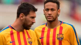 Lionel Messi Informs Neymar to Take His Place at Barcelona: Report