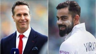Michael Vaughan Backs Virat Kohli-Led Team India to Beat Australia in Australia