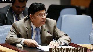 बांग्लादेश के विदेश मंत्री ने भारत दौरा किया रद्द