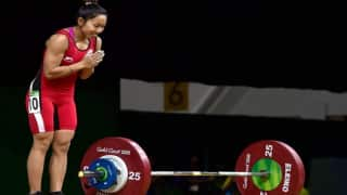 Weightlifter Mirabai Chanu Wins Gold in Women's 49Kg Category in Qatar International Cup
