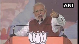 In Jharkhand's Dhanbad, PM Modi Says Congress 'Misleading' Assam on CAB; Brings up SC's Ayodhya Verdict