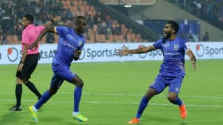 ISL: Modou Sougou's Brace Helps Mumbai City FC Register First Home Win After 2-1 Victory Over Hyderabad FC