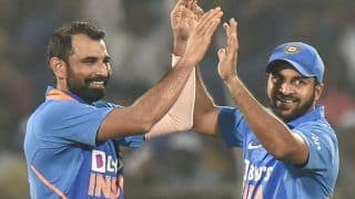 Mohammed Shami Reminds Me of Malcolm Marshall: Sunil Gavaskar
