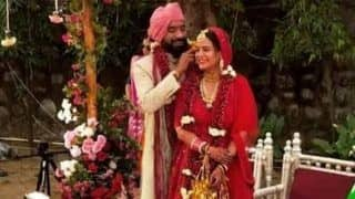 Mona Singh Takes Nuptial Vows With Beau Shyam in Close Knitted Wedding Ceremony, Looks Gorgeous as a Bride