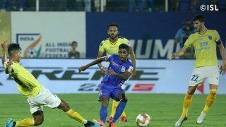 Indian Super League 2019- 20: Mumbai City FC, Kerala Blasters FC Play Out 1-1 Draw, Continue Winless Streak