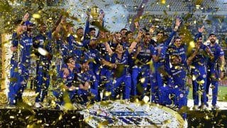 Mumbai to Host IPL 2020 Season Opener at Wankhede Stadium on March 29
