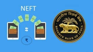 NEFT system will be available 24x7 from December 16: RBI