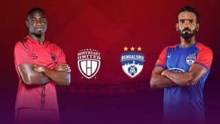 Dream11 Hints BFC vs NEUFC Dream11 Team Prediction Bengaluru FC vs NorthEast United FC Indian Super League 2019-20: Captain, Vice-Captain And Football Tips For Today's ISL Match 40 BFC vs NEUFC at Indira Gandhi Athletic Stadium, Guwahati