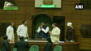 नाना पटोले निर्विविरोध बने महाराष्ट्र विधानसभा के अध्यक्ष, विपक्षी नेता फडणवीस ने दी बधाई