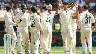 2nd Test Report: Lyon, Pattinson Wrap up Series Win For Australia Despite Blundell's Fighting Hundred
