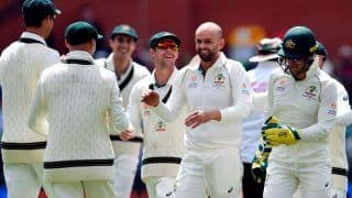 AUS vs PAK Day-Night 2nd Second Test: Nathan Lyon Picks up Five-For as Australia Thrash Pakistan by an Innings And 48 Runs, Hosts Clinch Series 2-0 in Adelaide